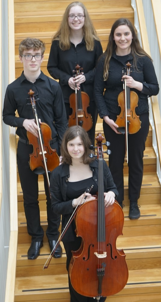 The Presto Quartet