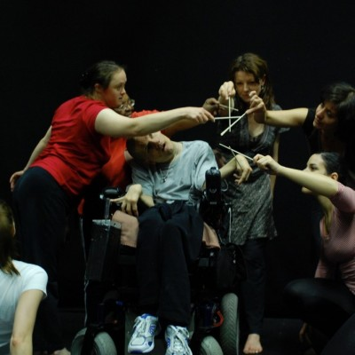 Vespertine Dancers Inclusive Workshop