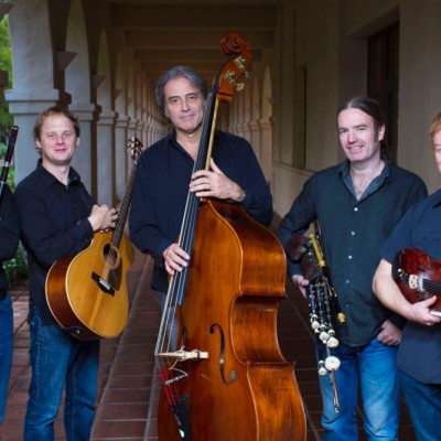 Canon Goodman Concert with Lunasa